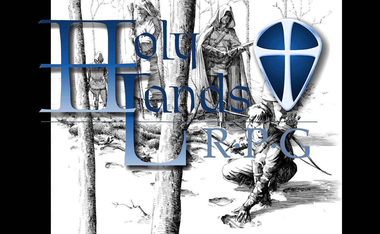 Holy Lands RPG Devil hunt